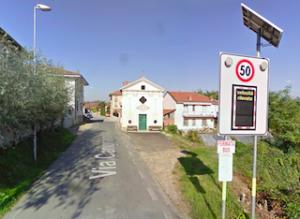 Via Carignano a San Michele - Ph. Google Maps
