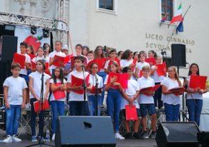 coro IC3 Zecchino d'oro