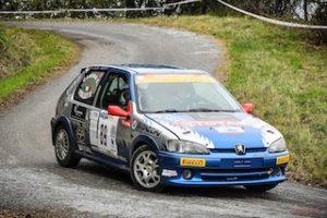 Carena Rally auto