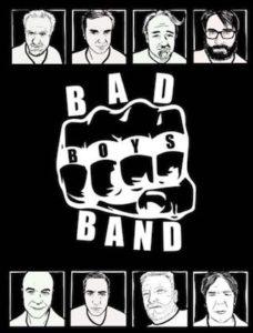 The Bad Boys Band concerto Villastellone Croce Verde Lions