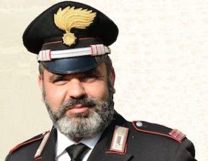 Il maresciallo maggiore Riccardo Romanin