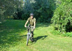 Ente Parco Po bicicletta pedalata assistita