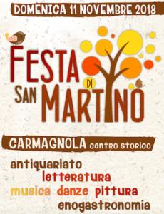 Festa di San Martino Carmagnola 2018