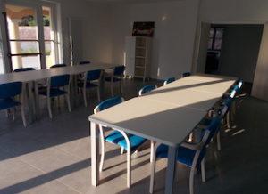 sala pranzo Casa Roberta