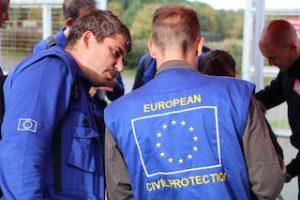 Eu Modex esercitazione europea protezione civile