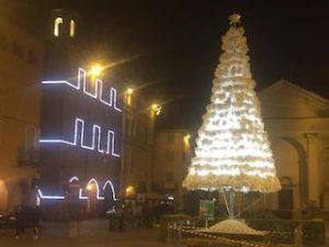 Luci di Natale a Carmagnola 2018