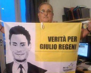 Massimo Bonfatti MIC per Giulio Regeni