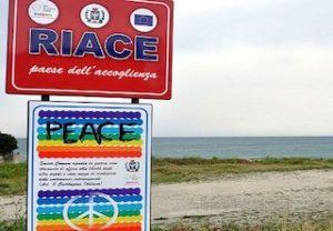 ReCoSol Riace premio Nobel Pace