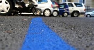 In arrivo le strisce blu a Racconigi