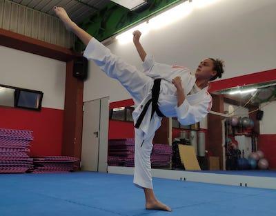 Carmafitness Karate Ramona Buono