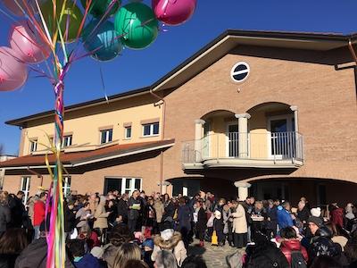 Casa Roberta inaugurazione ph. Francesco Rasero - Il Carmagnolese