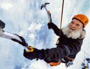 Gustin Gazzera L'Alpinista