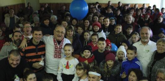 Mondo in Cammino Radinka Ucraina