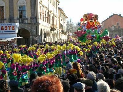 Carnevale di Racconigi
