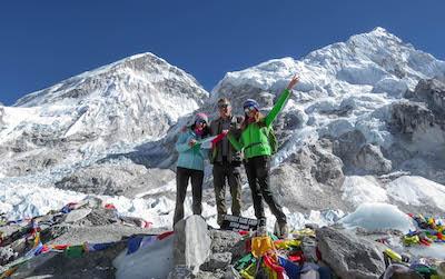 Everest famiglia Appendino Carmagnola