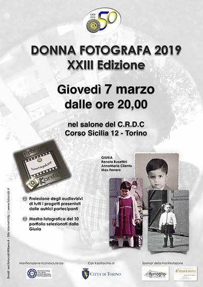 Donna Fotografa 2019 La Fonte