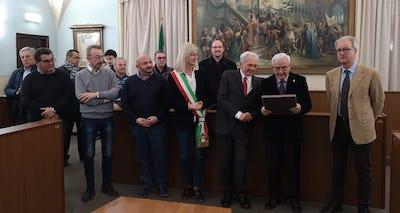 Pochettino cittadinanza onoraria Carmagnola
