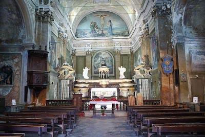 chiesa misericordia Carignano Giornate di Primavera