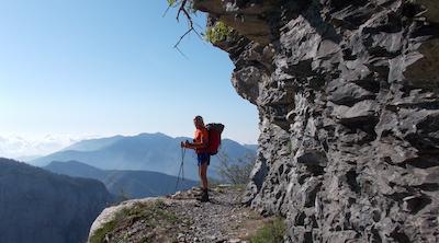 trekking alpi mare limone ventimiglia ph. Il Carmagnolese