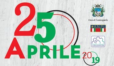 25 aprile 2019 Carmagnola