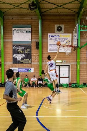 Abc Carmagnola vs Mondovì Basket ph Andrea Buscemi