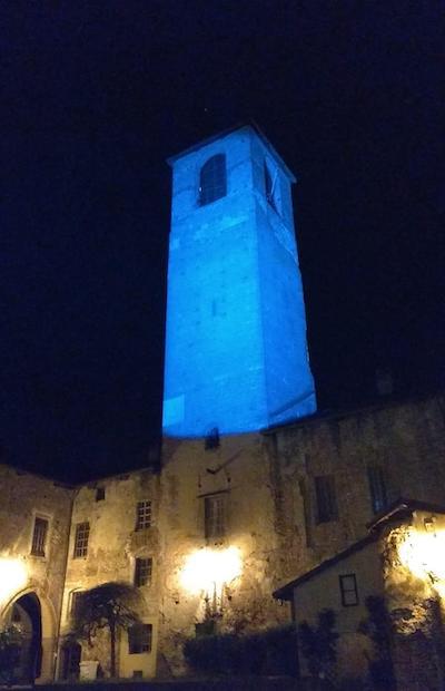 Carmagnola in Blu