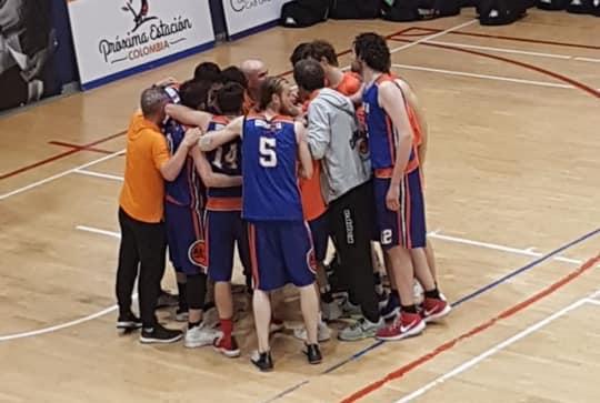 Abc Carmagnola basket play off Asti