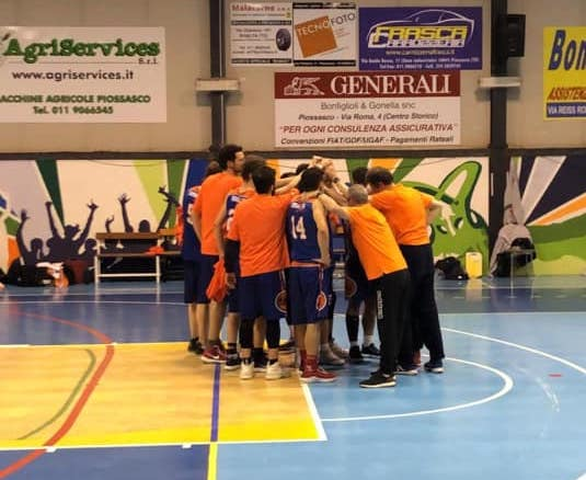 Abc Basket Piossasco play off