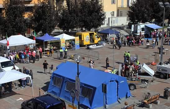 PROTEZIONE CIVLE Villastellone