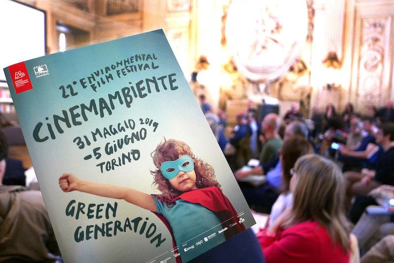 Cinemambiente 2019 Torino