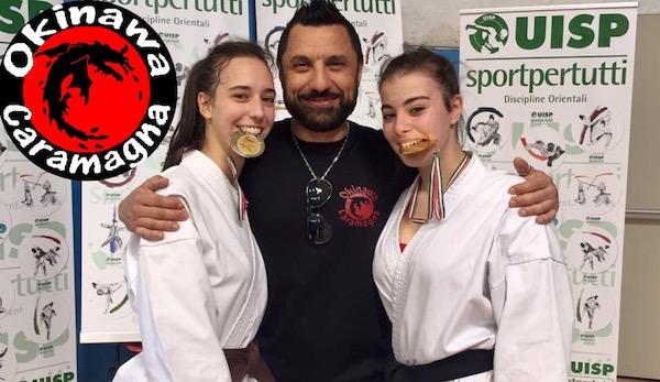 Okinawa karate campionati italiani