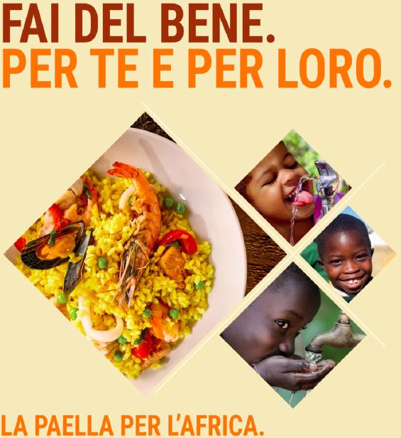 Paella per Africa