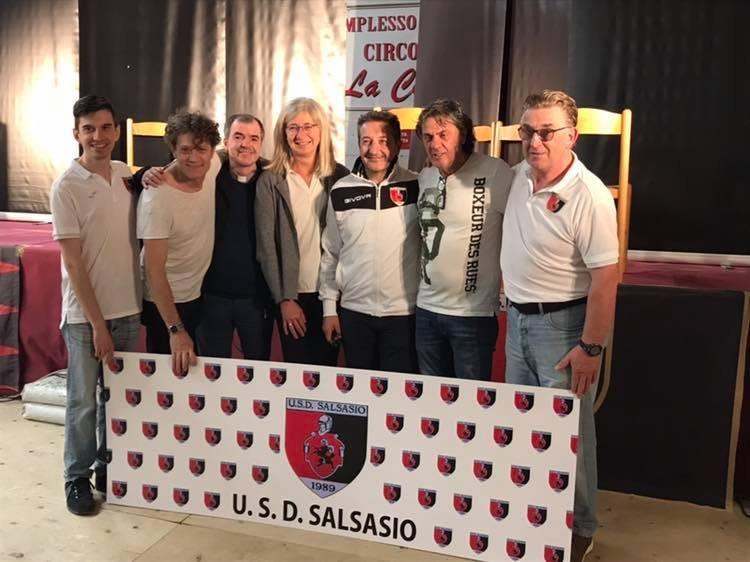 Usd Salsasio 30 anni