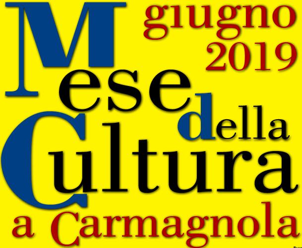 Mese della Cultura 2019 a Carmagnola
