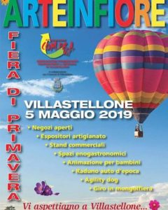 Arteinfiore Villastellone 2019