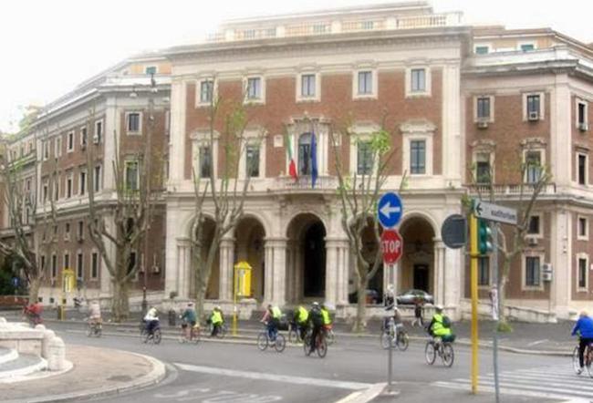 ministero trasporti roma variante est