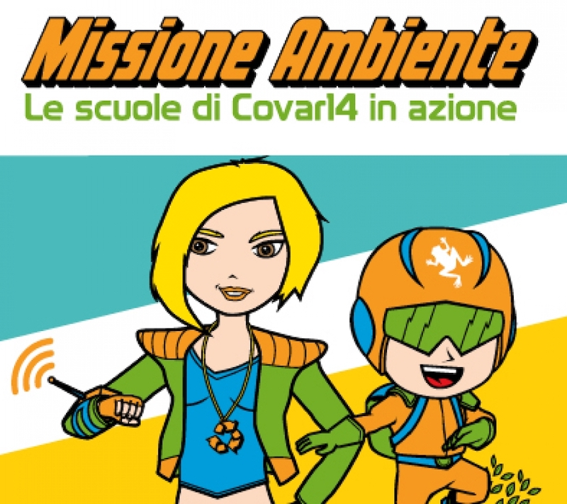 missione ambiente covar14