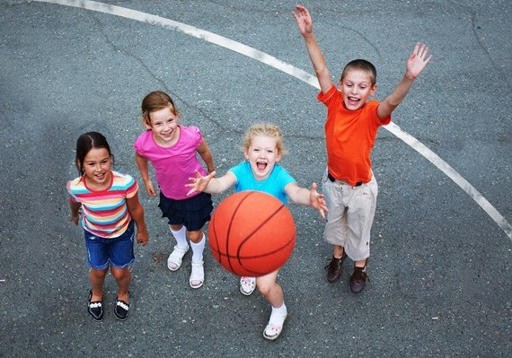 vacanza sportiva basket