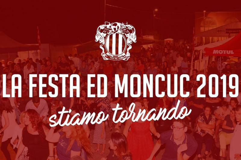 Festa Moncuc San Giovanni 2019