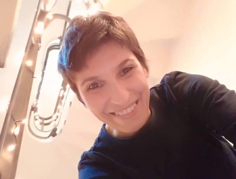 Cristina Brondoni criminologa