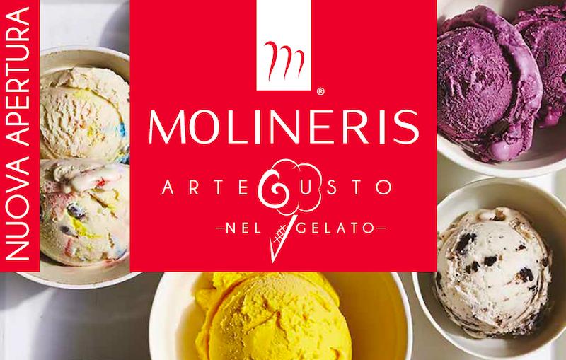Molineris Artegusto gelato Carmagnola