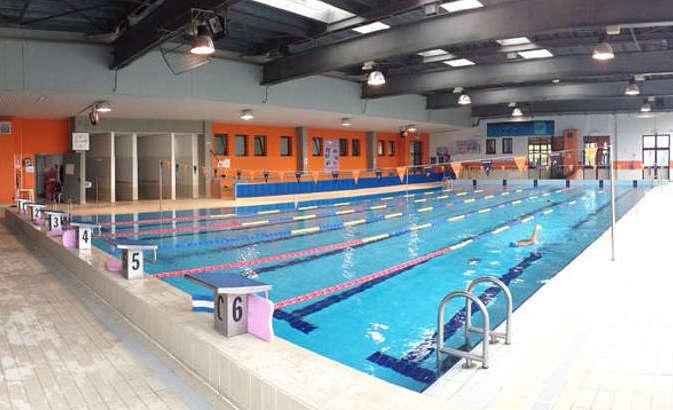 piscina comunale carmagnola