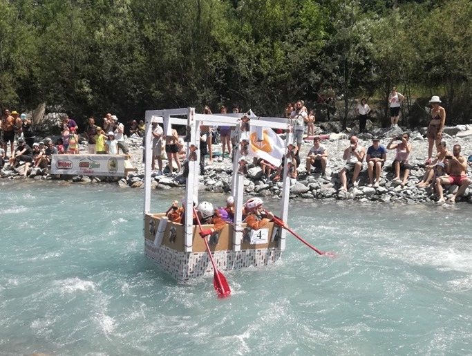 Lav Carmagnola Carton rapid race