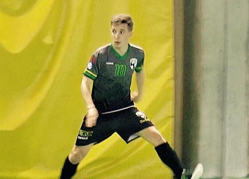 Alessio Mantino ph. Futsalworld