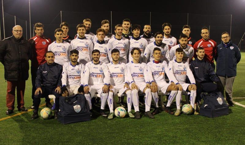 CSF Carmagnola prima squadra mister Milani