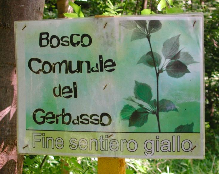 Ente Parco Po Bosco del Gerbasso