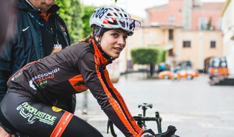 Matilde Vitillo Racconigi Cycling Team
