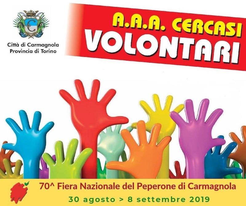 Volontari Fiera Peperone