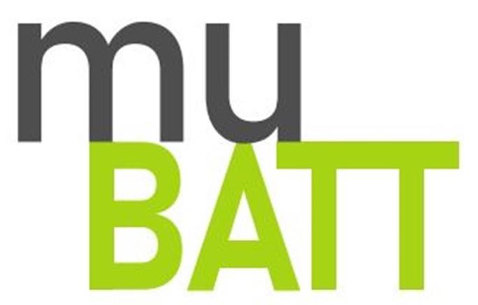 MuBatt Ceresole logo