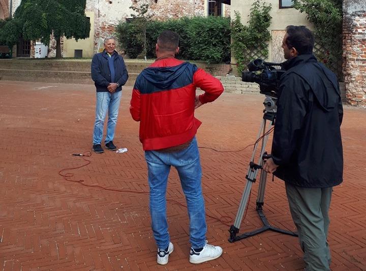 Domenico Tuninetti, Presidente del Consorzio del Peperone di Carmagnola, intervistato da Geo di RaiTre